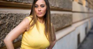 Paola Saulino. Foto da Ufficio Stampa