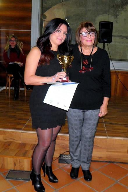 Professoressa Maria Falbo. Foto ufficio stampa