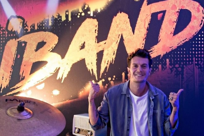 Adriano Bettinelli in iBand