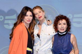 Alba Parietti, Alessia Marcuzzi e Alda D'Eusanio per L'Isola dei Famosi 2019
