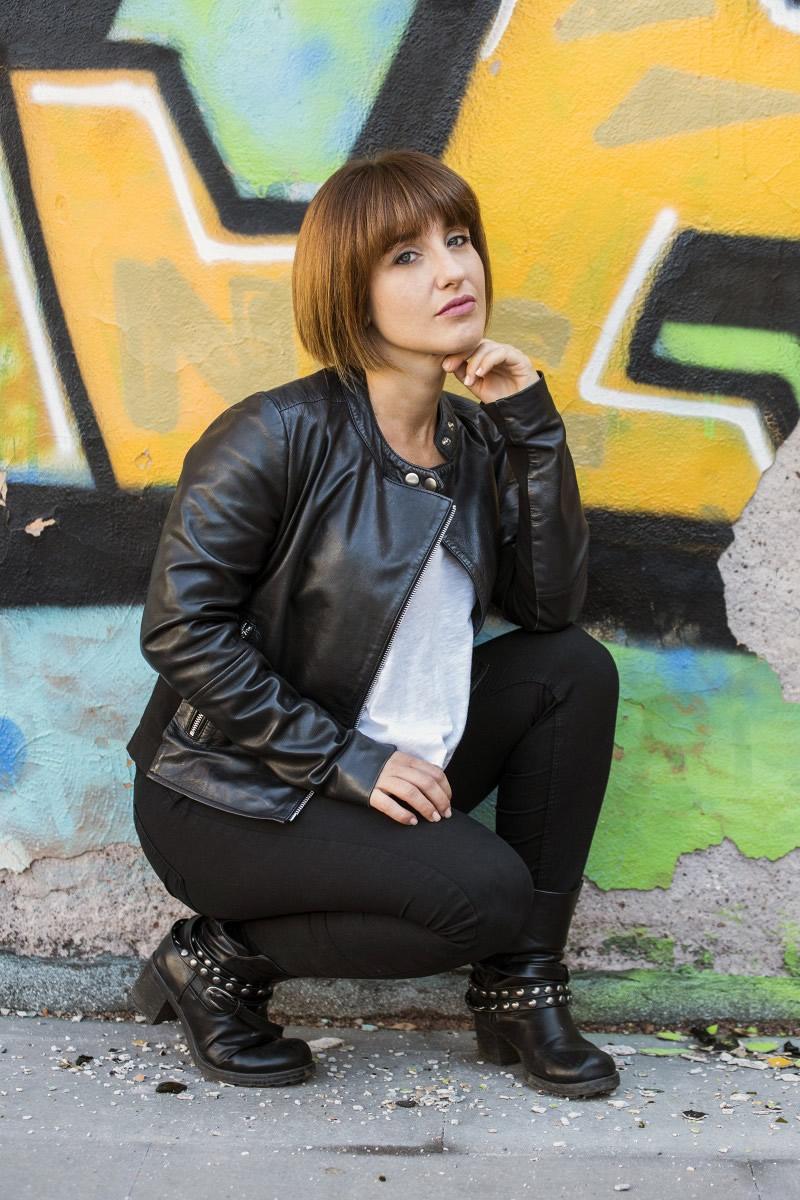 Alessia Francescangeli. Foto da Ufficio Stampa