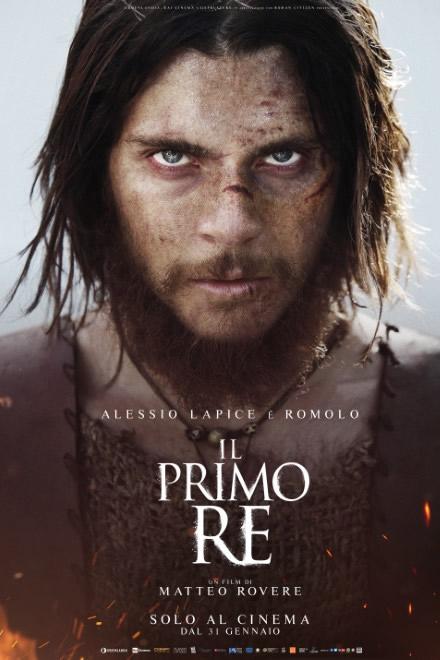 Alessio Lapice interpreta Romolo in Il primo Re