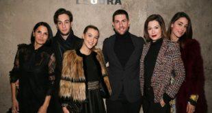 Da sinistra Nina Soldano, Lorenzo Sarcinelli, Ludovica Coscione, Alessandro Legora, Samanta Piccinetti e Miriam Candurro.