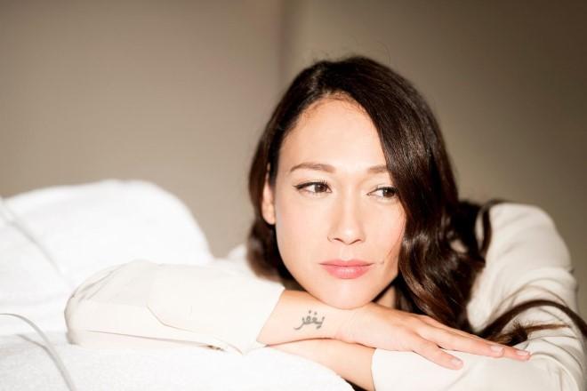 Dajana Roncione. Foto da Ufficio Stampa