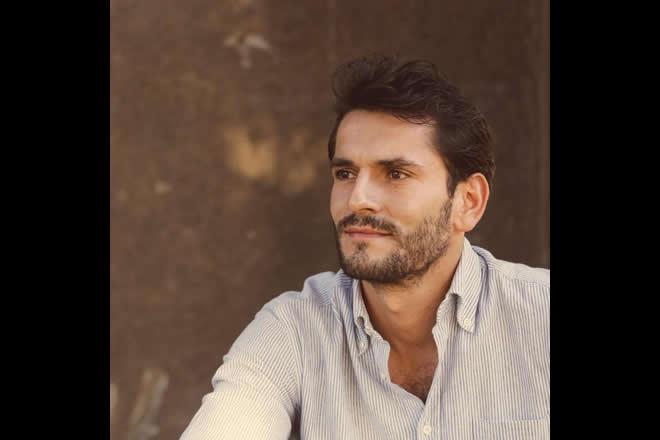 Daniele Mariani. Foto da Ufficio Stampa
