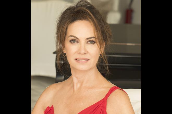 Elena Sofia Ricci. Foto da Ufficio Stampa