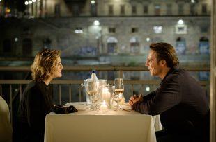 Greta Scarano e Alessandro Preziosi in Non Mentire. Foto di Fabrizio Di Giulio