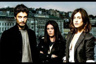 Il cast di La Porta Rossa 2. Foto dal Web