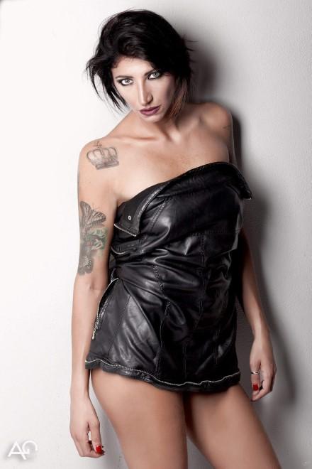 Lia Lippiello. Foto di Alessio Giuliano