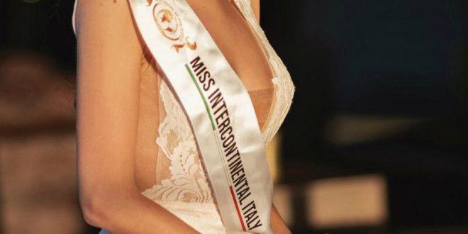 Nunzia Esposito, la campana racconta Miss Intercontinental Italy