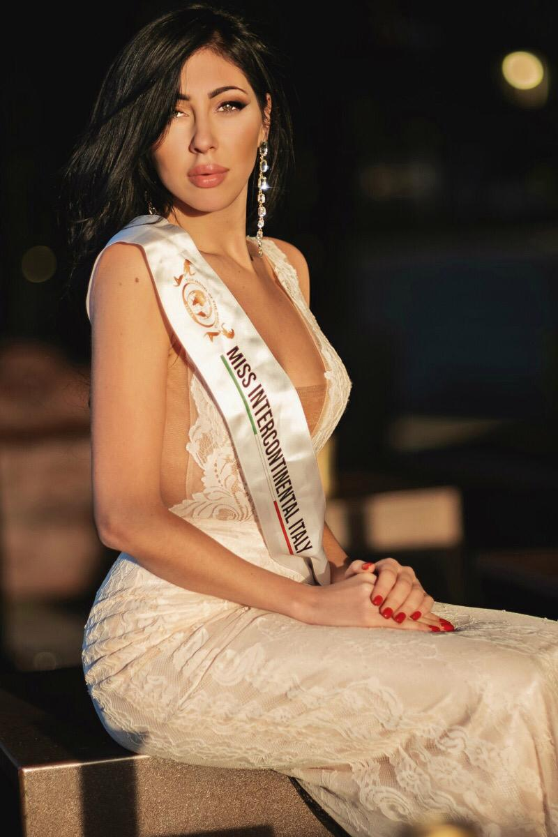 Nunzia Esposito per Miss Intercontinental Italy