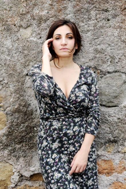 Paola Lavini. Foto da Ufficio Stampa