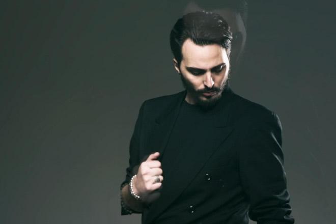 Tony Colombo. Foto da Ufficio Stampa