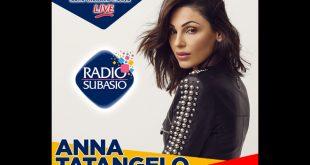 Anna Tatangelo per Subasio Music Club 2019