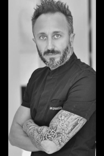 Daniele Puzzilli, dentista. Foto fornita dall'intervistato