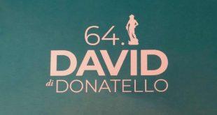 David di Donatello 64esima edizione
