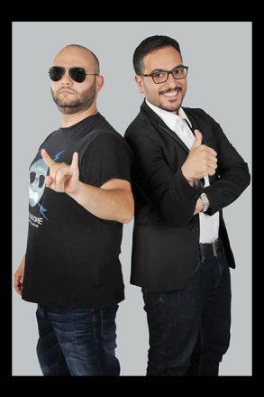 Enzo e Sal. Foto dal sito ufficiale di Made in Sud