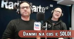 Francesco Mastandrea e Marco Critelli in Damm na cos e soldi