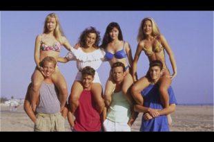 Il cast originale di Beverly Hills 90210. Foto dal Web