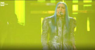 Loredana Bertè al Festival di Sanremo 2019