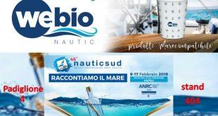 WeBioNautic, al NauticSud nel rispetto del mare