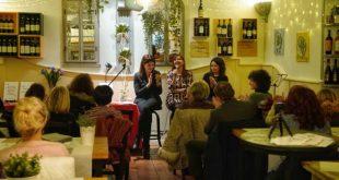 Presentazione di Ci Vediamo Fuori Luogo di Ginevra Roberta Cardinaletti. Foto di Aron Greco