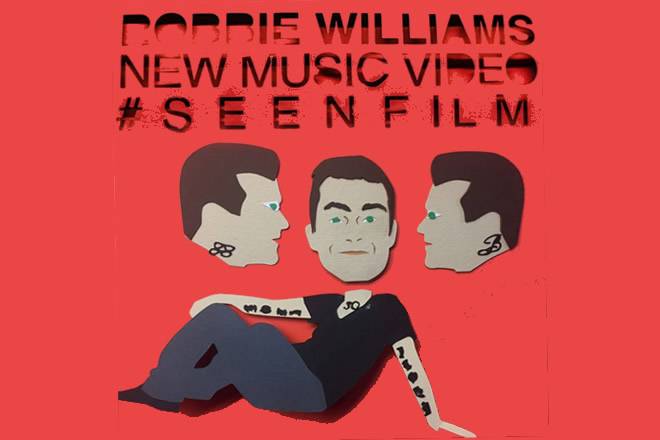 Robbie Williams nuovo singolo Made in Italy