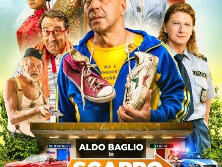 Scappo a Casa, il ritorno di Aldo Baglio sul grande schermo