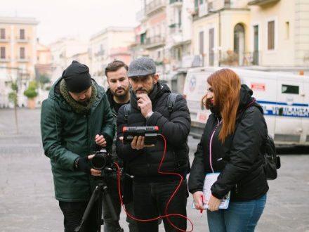 Il letto di carta, short-movie di Maurizio Nani
