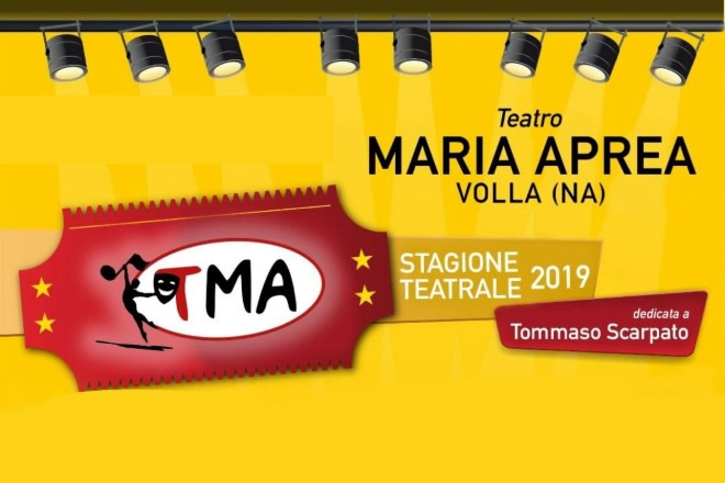 Teatro Maria Aprea - Stagione Teatrale 2019