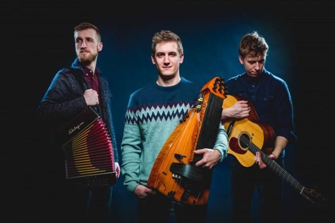 Trio Dhoore. Foto di Jeroen Hanselaer