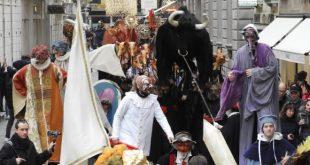 Un momento del Carnevale di Venezia 2018. Foto da Ufficio Stampa