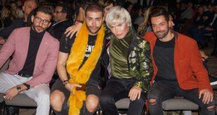 Alcuni dei VIP presenti al Milano Fashion Day 2019 - Foto da Ufficio Stampa