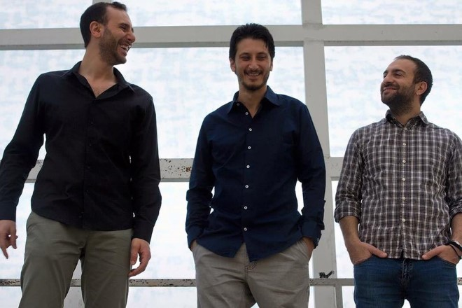 Dea Trio per Transiti Sonori 2019. Foto da Ufficio Stampa