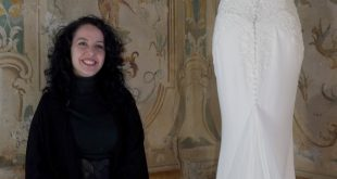 Giorgia Albanese di La Vie en Blanc Atelier per Wedding Night Fashion Sposa