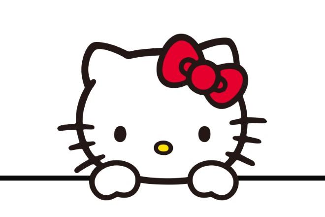 Hello Kitty. Foto da Ufficio Stampa