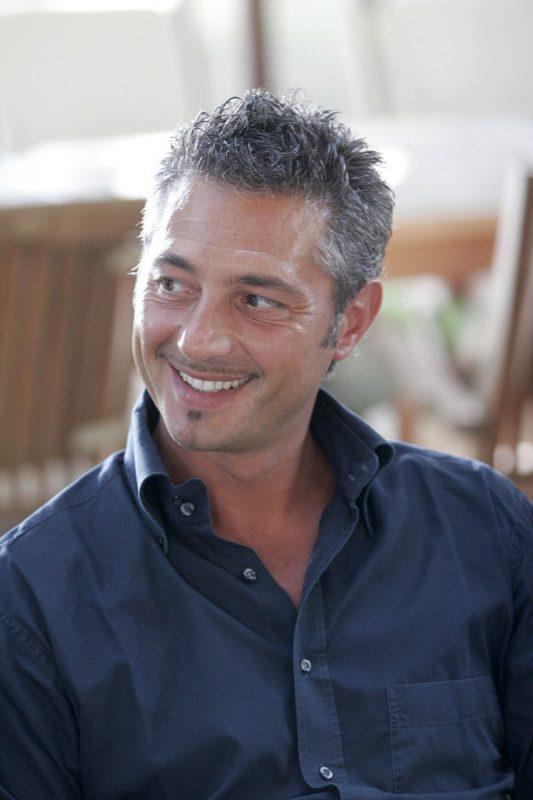 Il sessuologo Marco Rossi. Foto di Daniele La Malfa