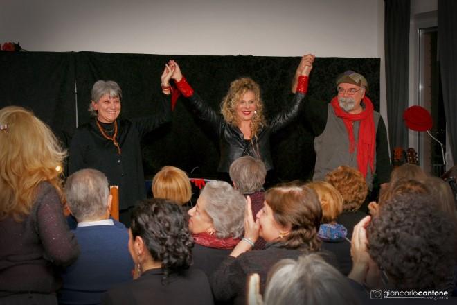 Il teatro delle donne. Foto di Giancarlo Cantone