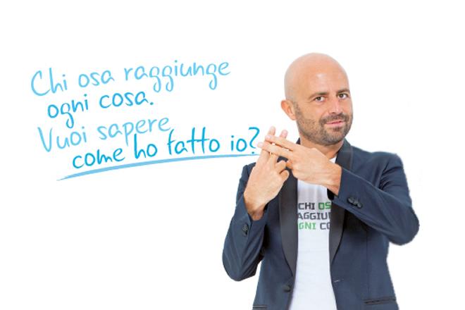 Luca Abete per NonCiFermaNessuno