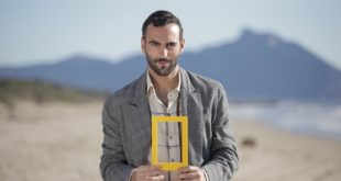Marco Mengoni per Planet or Plastic di National Geographic. Foto da Ufficio Stampa