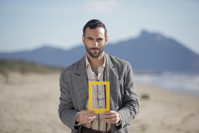 Marco Mengoni per Planet or Plastic di National Geographic. Foto da Ufficio Stampa