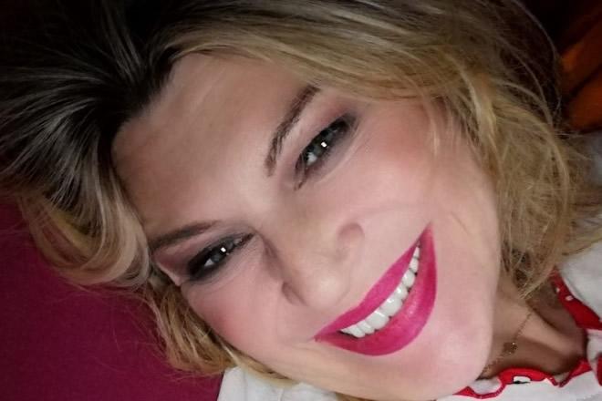 Nadia Rinaldi. Foto fornita dall'artista