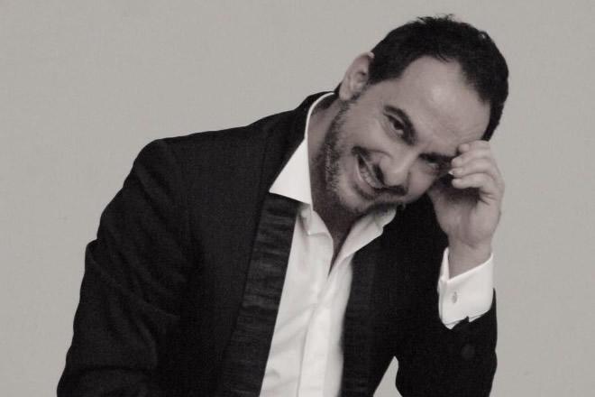 Piero Mazzocchetti. Foto fornite dall'intervistato