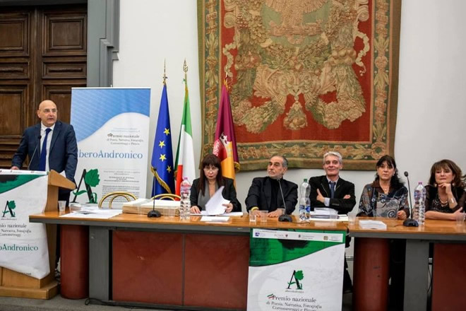 Premio Alberoandronico 2019. Foto da Ufficio Stampa