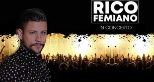 Rico Femiano, concerto al The Square