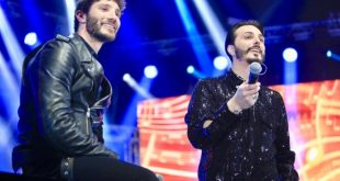 Stefano De Martino e Tony Colombo al Palapartenope per Ti aspetto all'altare