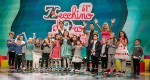 Zecchino d'Oro Casting Tour. Foto da Ufficio Stampa