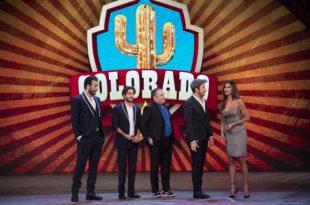 A Colorado i Panpers, Scintilla, Paolo Ruffini e Belen Rodriguez. Foto di Vincenzo Di Cillo