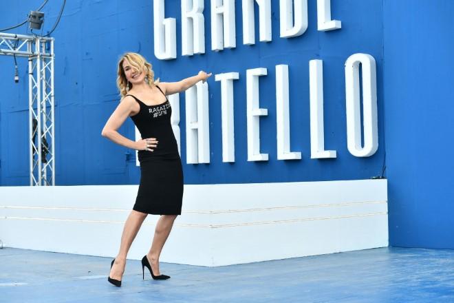 Barbara d'Urso è la conduttrice del Grande Fratello 16. Foto da Ufficio Stampa