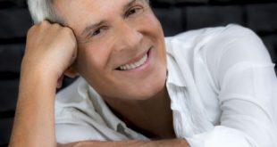 Claudio Baglioni. Foto di Angelo Trani